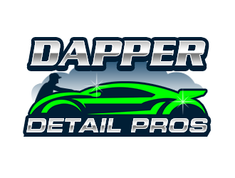 Dapper Detail Pros logo design