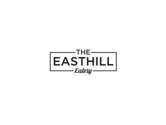 The Easthill Eatery logo design by Zeratu