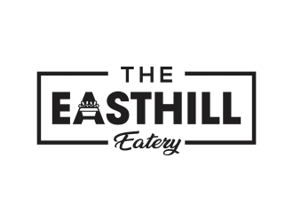 The Easthill Eatery logo design by rokenrol
