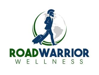 Road Warrior Health logo design winner