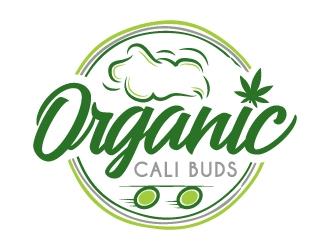 Organic cali buds  logo design