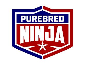 Purebred Ninja logo design