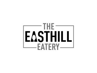 The Easthill Eatery logo design by Greenlight