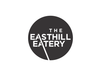 The Easthill Eatery logo design by mikael