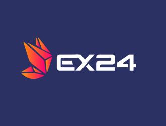EX24 logo design