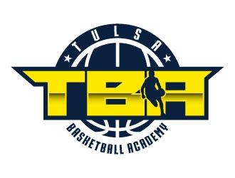 Tulsa Basketball Academy logo design
