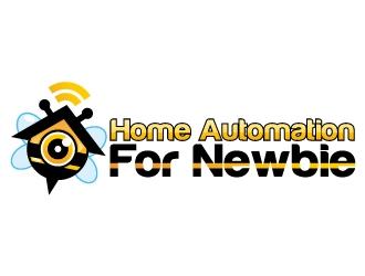 Home Automation For Newbie logo design