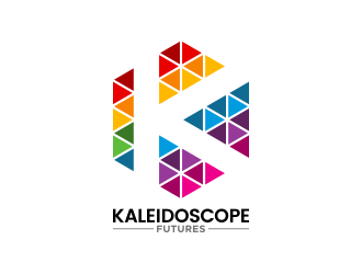 Kaleidoscope Futures logo design