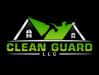 Clean Guard LLC logo design