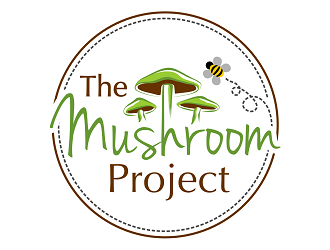 The Mushroom Project logo design winner