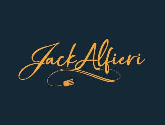 Jack Alfieri  / JackAlfieri.com logo design