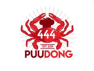 Puudong444 logo design