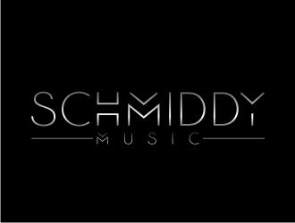 Schmiddy logo design
