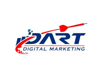 Dart Digital Marketing logo design