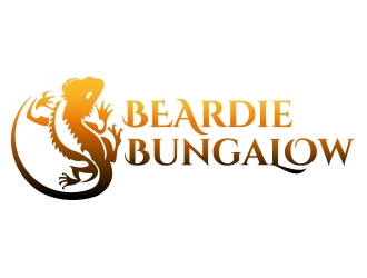 beardiebungalow.com logo design