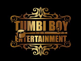 Tumbi Boy Entertainment logo design