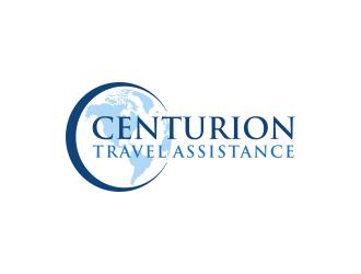 Centurion Travel Assistance logo design