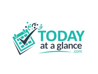 todayataglance.com logo design
