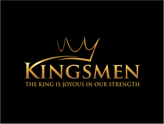 Kingsmen logo design