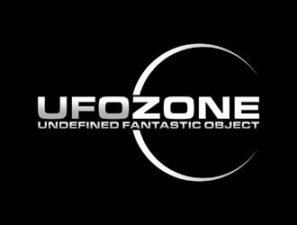 UfoZone logo design