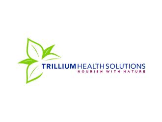 Trillium Health Solutions logo design winner