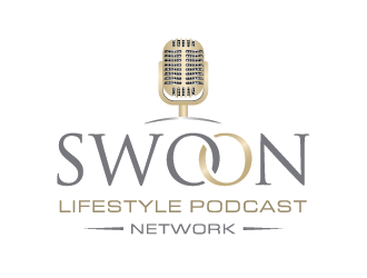Swoon Lifestyle Podcast Network logo design