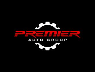 Premier Auto Group logo design