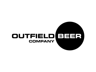 Outfield Beer Company logo design