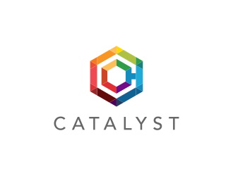 Catalyst  logo design