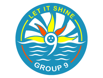 Group 9 logo design