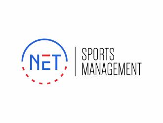 Net Sports Management logo design winner