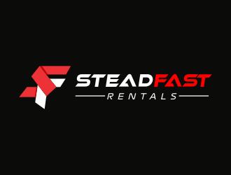 Steadfast Rentals logo design