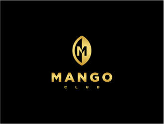 Mango Club logo design