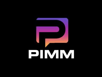 PIMM logo design