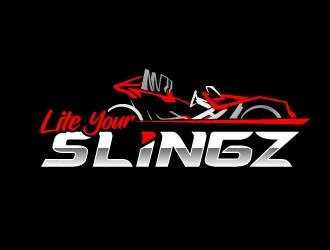 Lite Your Slingz logo design by jaize