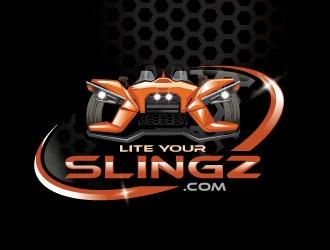 Lite Your Slingz logo design by sanworks