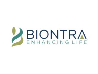 BIONTRA logo design