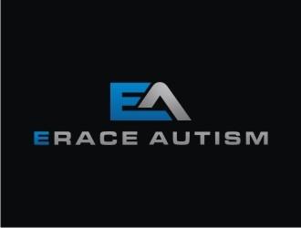 eRace Autism logo design