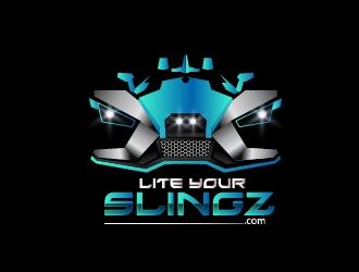 Lite Your Slingz logo design by AnuragYadav