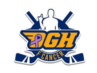 OGH Puckers logo design