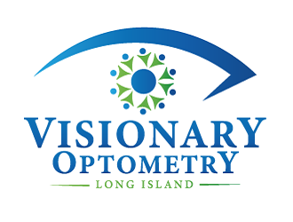Visionary Optometry of Long Island logo design