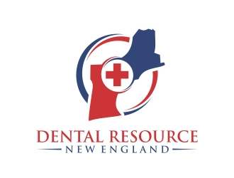 Dental Resource New England logo design by rokenrol