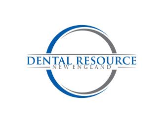 Dental Resource New England logo design by oke2angconcept