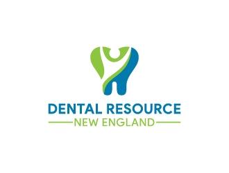 Dental Resource New England logo design by Anizonestudio