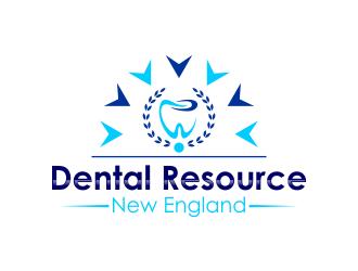 Dental Resource New England logo design by ROSHTEIN