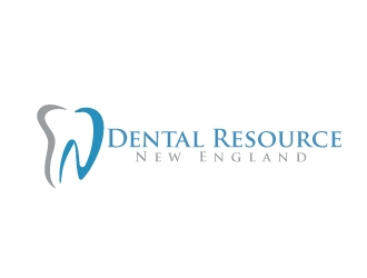 Dental Resource New England logo design by ElonStark
