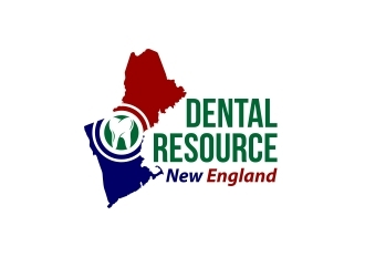 Dental Resource New England logo design by aura