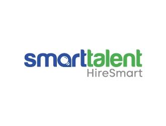 SmartTalent logo design