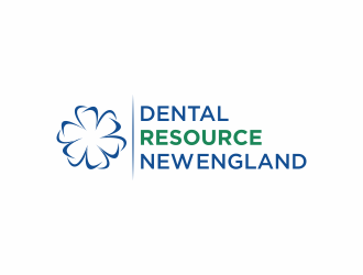 Dental Resource New England logo design by luckyprasetyo