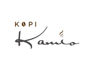 Kopi Kamio logo design by asyqh